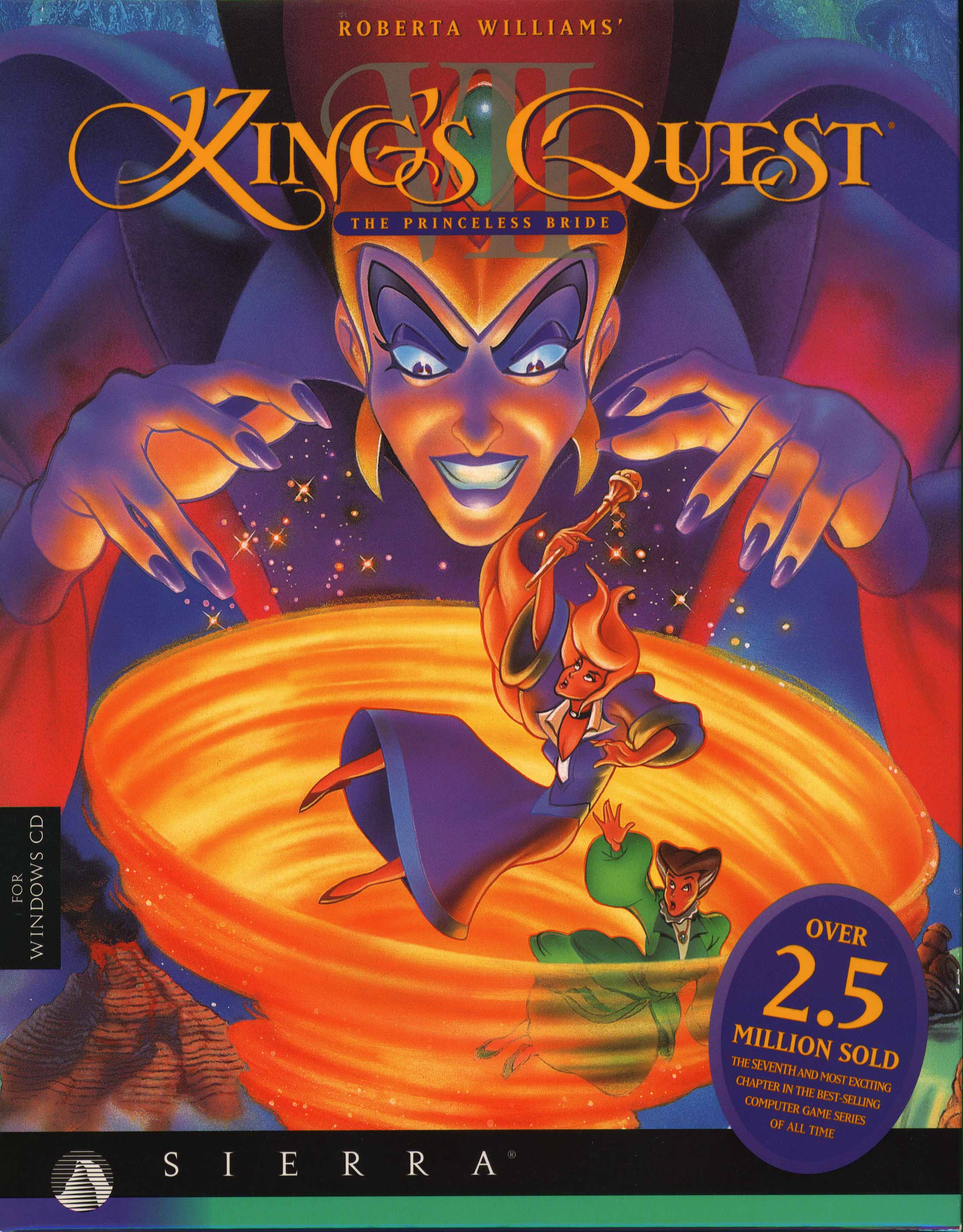 King's Quest 7        King's Quest 7 WalkthroughKing's Quest 7 Tips