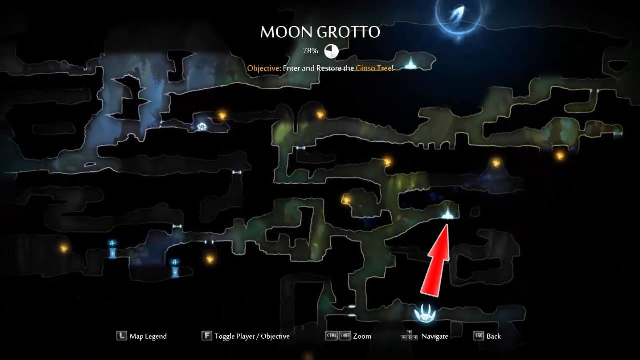 Moon Grotto Gamer Walkthroughs