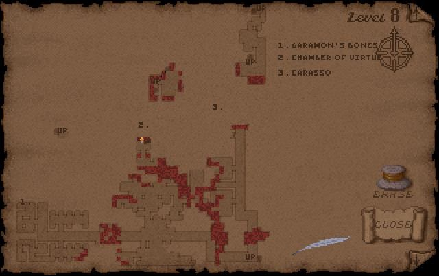 ultima-underworld-level-8-map