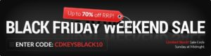 Black Friday PC Games Sale