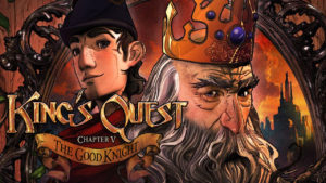 King's Quest Chapter 5 Walkthrough
