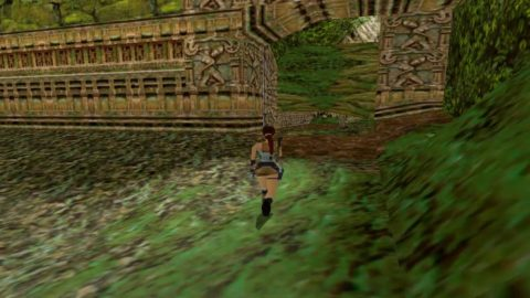 Tomb Raider 3 Jungle Ruins