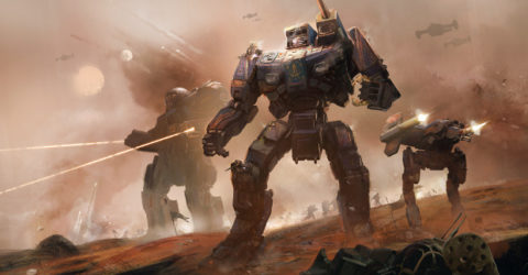 BattleTech Harebrained Schemes