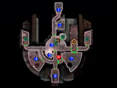 Ebon Hawk Map