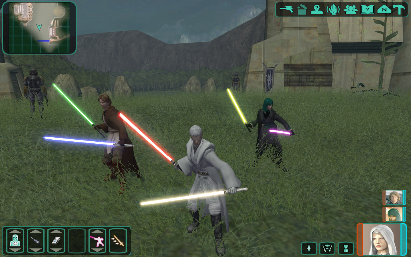 Star Wars: Knights of the Old Republic 2 - Gamer Walkthroughs
