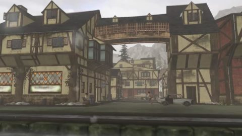 Syberia 3 Valsmebor Town