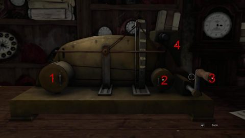 Syberia 3 Duplicating a Key