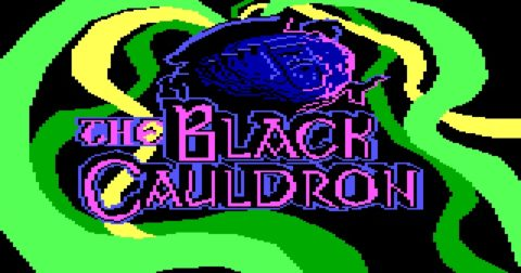 The Black Cauldron Walkthrough