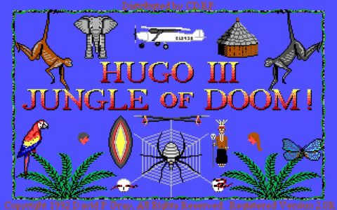 Hugo 3: Jungle of Doom - Gamer Walkthroughs