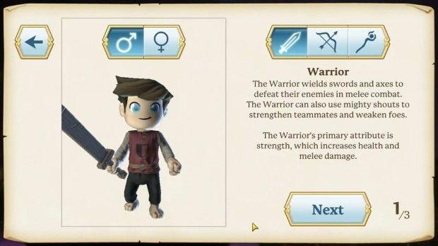Classes - Gamer Walkthroughs