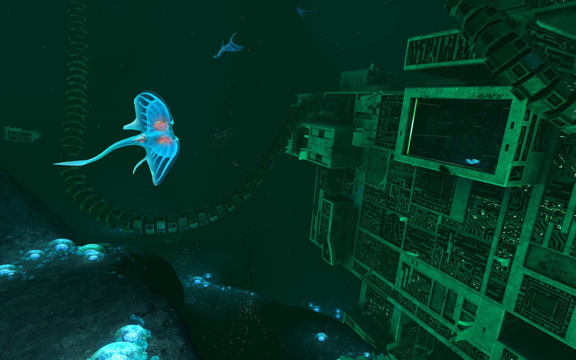 Subnautica Gamer Walkthroughs Subnautica how to find scanner room fragments subnautica is a under water survival game and heres a beginners guide how. gamer walkthroughs